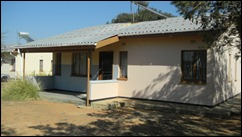 Our House in Mochudi